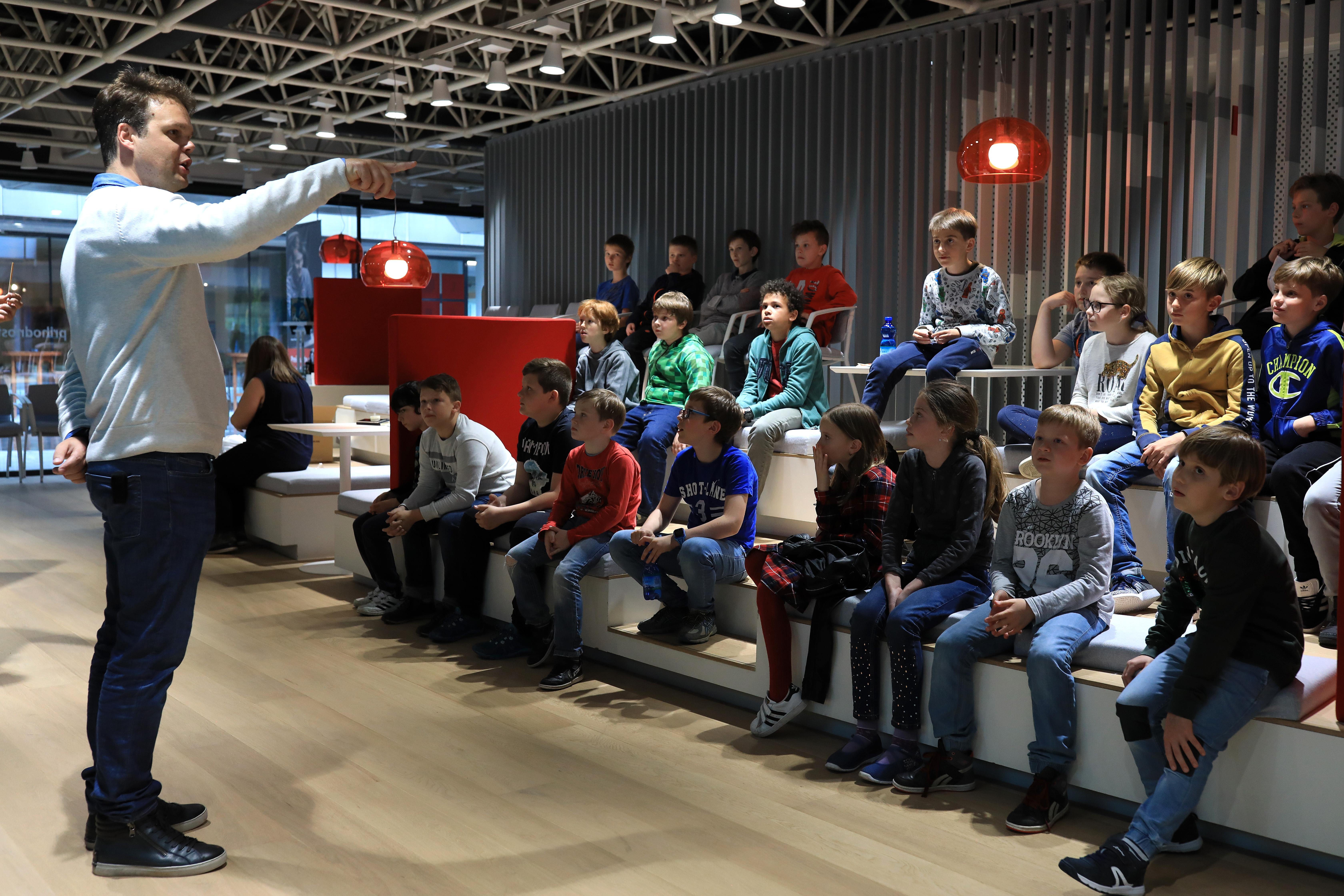 Otroški Hackathon